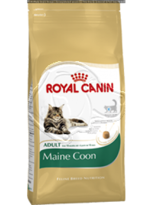 Полнорационный корм для породы кошек мейн-кун